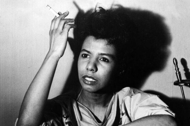 "Lorraine Hansberry, Playwright: Wrote ""Raisin in the Sun"": Lorraine Hansberry 1960"