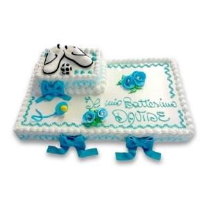 TORTA BATTESIMO. Clicca e acquista la bontà! torte personalizzate per tutti i gusti!
