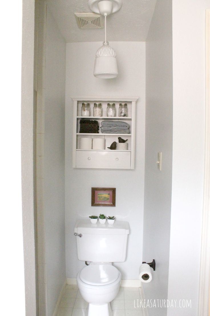 Storage bath accessories amp bathroom organizers the container store - Water Closet Storage Above Toilet To Fit Tp Toilet Cleaner And Chuck S Magazines