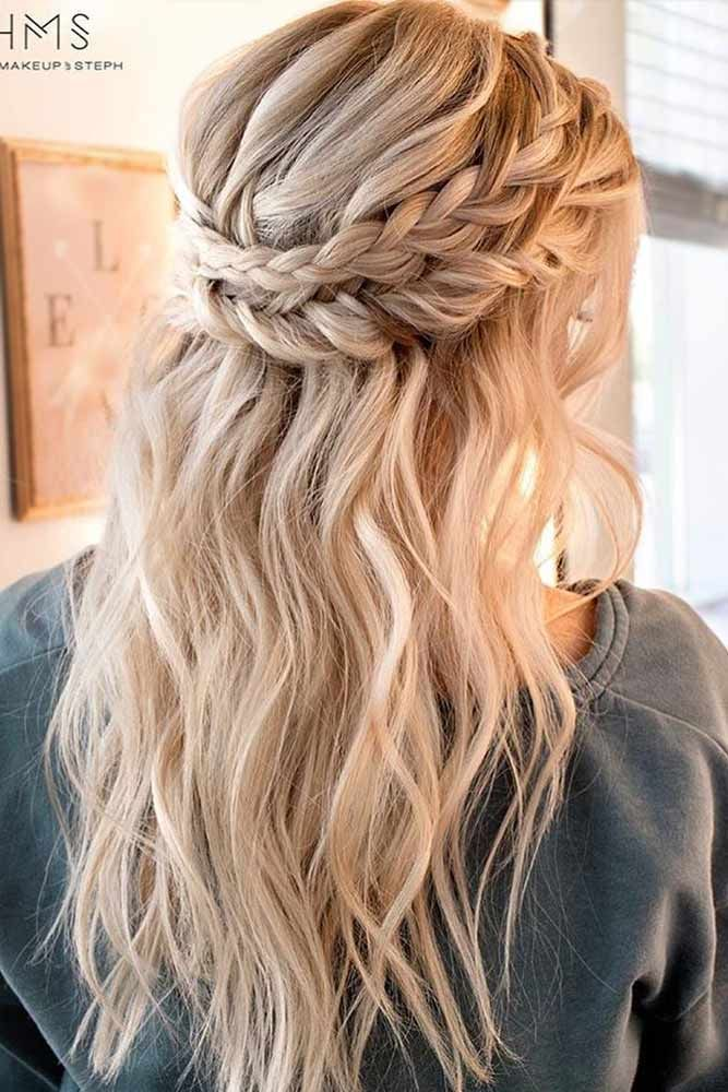 30 Best Hairstyles For Valentines Day Lovehairstyles Com Cute Hairstyles For Short Hair Long Hair Styles Hair Styles