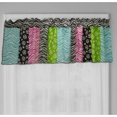 Found it at Wayfair - Peace Sign Valance: Valances Curtains, Peace Signs, Rooms Ideas, Beds Ink, Window Treatments, Ink Peace, Signs Valances, Kids Rooms, Window Valances