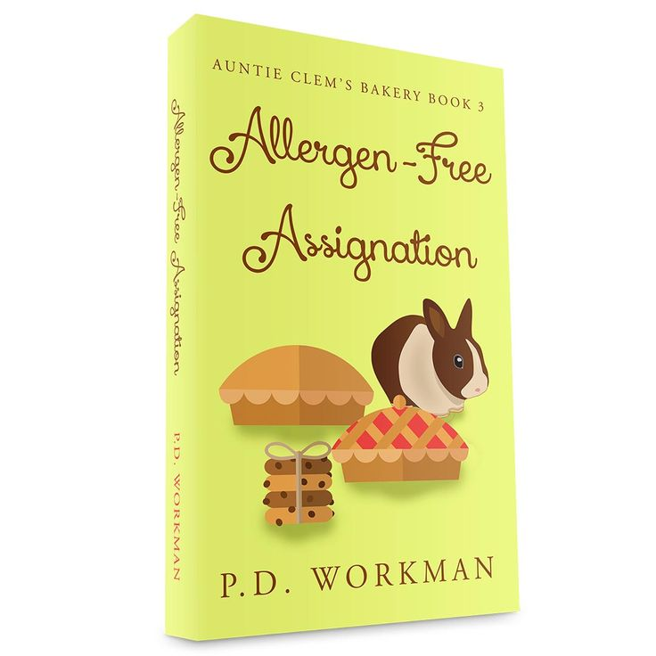 Release of Allergen-Free Assignation #cozy #mystery #amreading #gluten-free