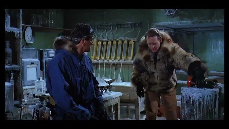Ice Station Zebra - German Scientists