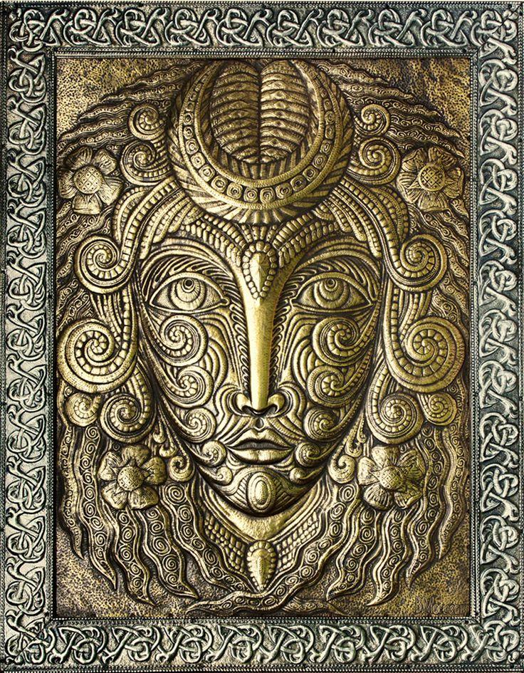 Селена (богиня Луны) - стоимость: 250000 руб., Виктор Морозов