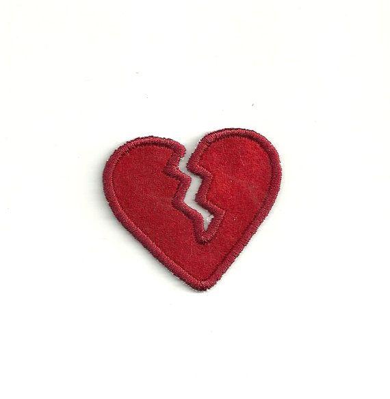 Tiny Broken Heart Patch
