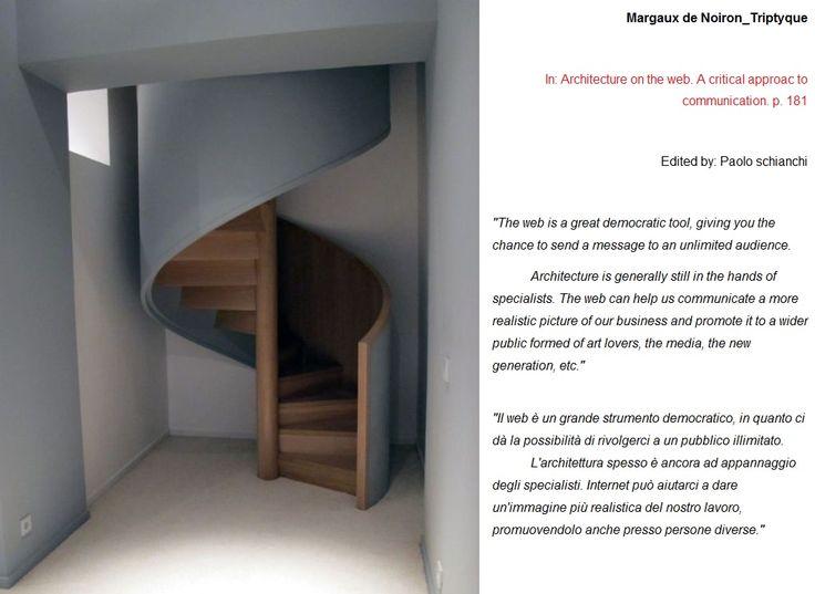 http://www.amazon.com/Architecture-Web-Paolo-Schianchi/dp/8862925441/ref=sr_1_1?s=books&ie=UTF8&qid=1423126232&sr=1-1&keywords=paolo+schianchi