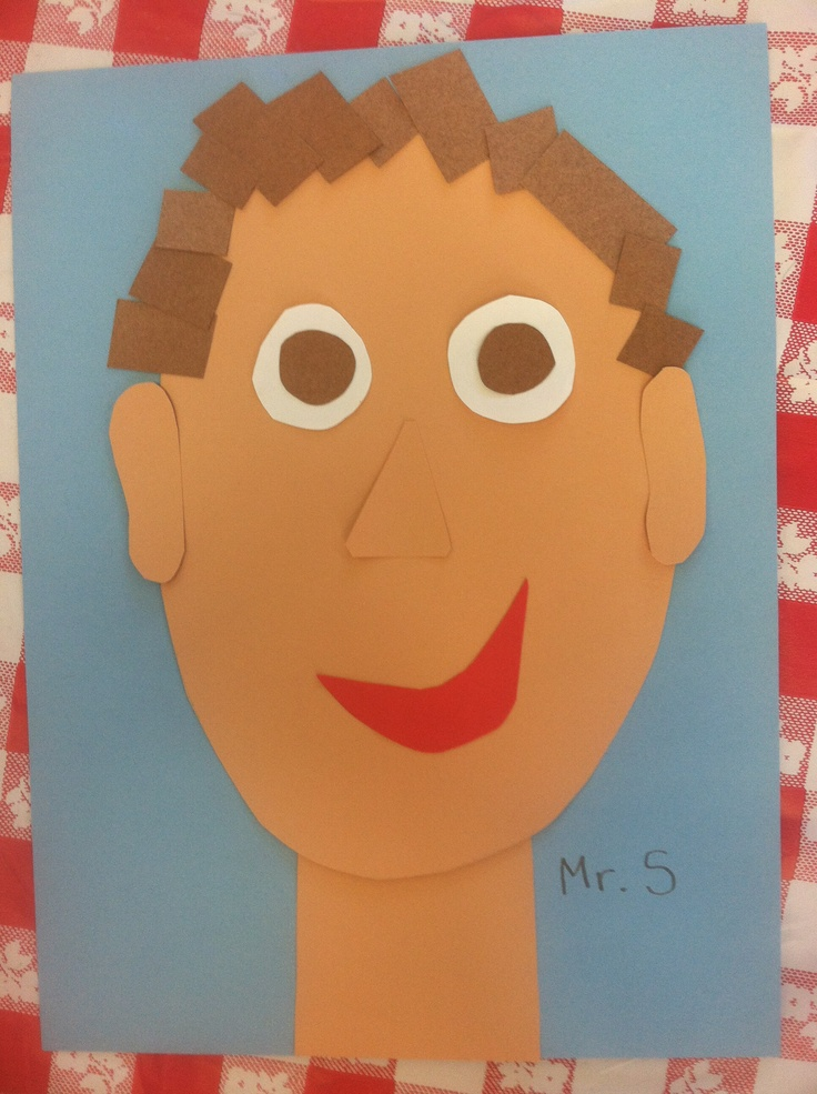 self portrait paper All about me self-portraits paper plate faces: give your children small hand mirrors and encourage them to examine their reflections, noting such things as hair colors and styles, eyebrow and eye then let the children use the materials to create self-portraits, helping them with.