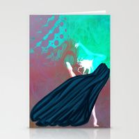 Stationery Cards by M_Passions & Drawings | Society6