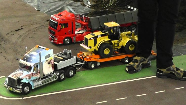 MODEL HOBBY 2012 (RC cars, trucks, trains, boats) - PVA Prague Letnany