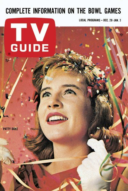 TV Guide, December 28, 1963 - Patty Duke