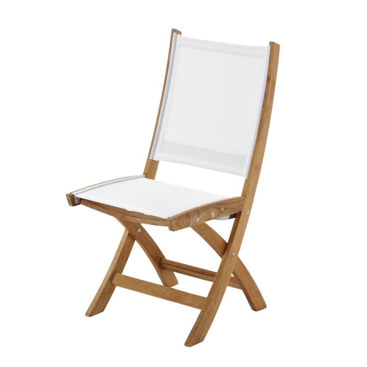 Solana Folding Side Chair
