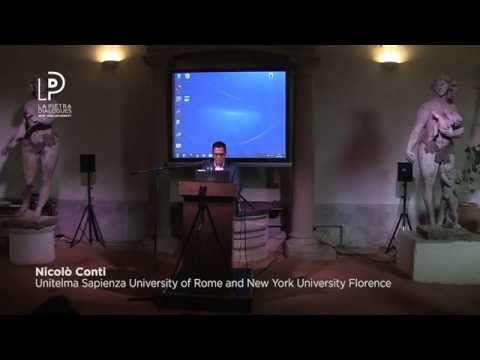 NYU Florence: The European Union: Institutions and Decision-Making Processes - YouTube