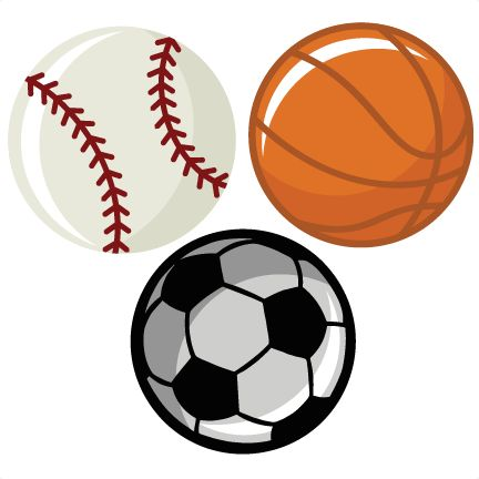 Sports Balls SVG files baseball svg file basketball svg file soccer ball svg file for cutting machines