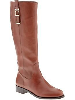 Boots for Fall. Willow Riding boot - Banana Republic: Cognac Riding, Republic Willow, Riding Boots, Fall Boots, Closet, Cowboys Boots, Banana Republic, Willow Riding, Bananas Republic