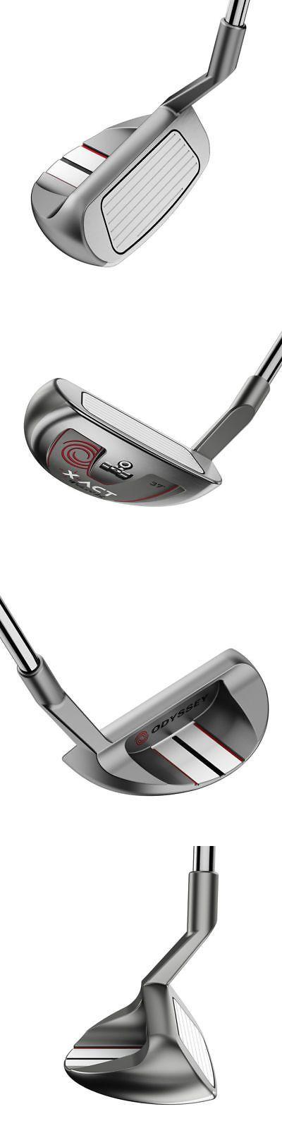 Golf Clubs 115280: Odyssey X-Act Tank Chipper 35.5 Length 37* Loft W Super Stroke Grip -New -> BUY IT NOW ONLY: $122.95 on eBay!