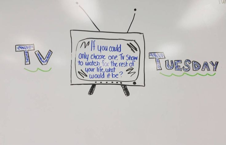 TV Tuesday. If you could only watch one TV show for the rest of your life, which one would it be?
