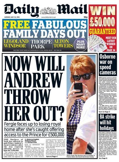 Daily Mail - May 24, 2010