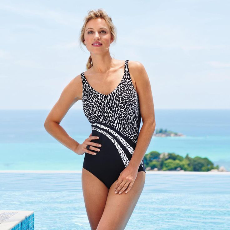 NEW! Anita Dirban Mastectomy Swimsuit: 14, 16, 18