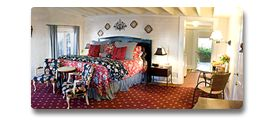 savannah bed and breakfast french country  room. $199. Whirlpool. Our B&B rates include an in-suite continental-plus breakfast and parking, extraordinary toiletries, complimentary Wi-Fi, private baths, hair dryer, iron and board, cable TV, CD & DVD player, well-stocked refrigerator, microwave oven, toaster, coffee pot, and premium coffee.