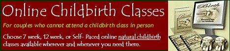 Natural Birth Plan Sample