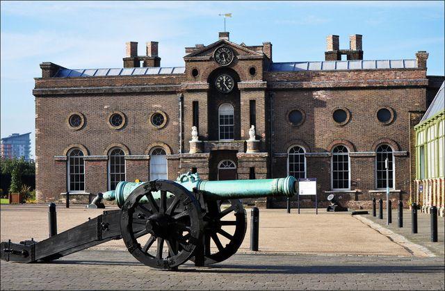 Royal Arsenal Woolwich, The Royal Artillery Museum, London http://en.wikipedia.org/wiki/Royal_Arsenal