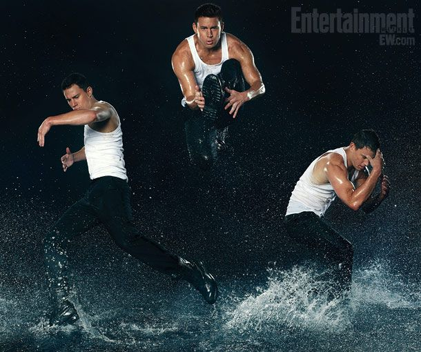Channing Tatum | For inside dish on the male stripper film from its stars, buy the May 25 issue of Entertainment Weekly mag .: Eye Candy, Guy, Channing Tatum, Entertainment Weekly, Movie, Magic Mike, Hot Men, Channingtatum