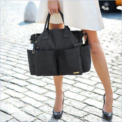 Τσάντα μαμάς Chelsea Black - Τσάντα μαμάς - Φροντίδα μαμάς