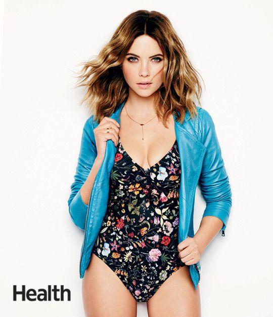 Ashley Benson for Health Magazine