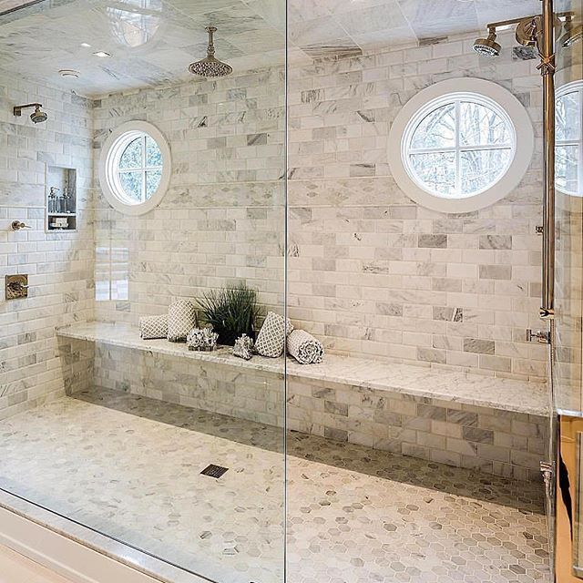 Ultimate Shower Goals Via Christiandawdesign Bathroom Design