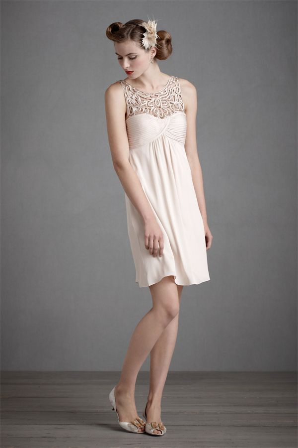 Wedding Rehearsal Dinner Fashion: Cute & Chic Dresses for the Bride-To-Be - Wedding Party