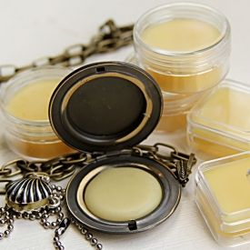 It is ridiculously simple to make your own solid perfume! Step by step photo tutorial. Customize your fragrance! Fun and unique gift idea!