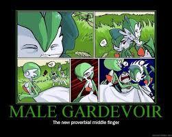 Male Gardevoir