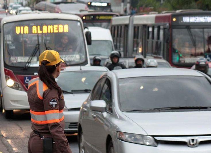#São Paulo: Rodízio municipal de veículos volta a valer amanhã na cidade de SP