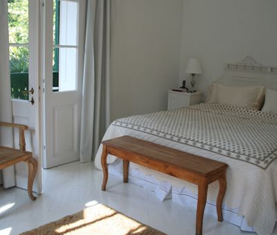 Master bedroom of Csokonai Luxury Villa at Lake Balaton