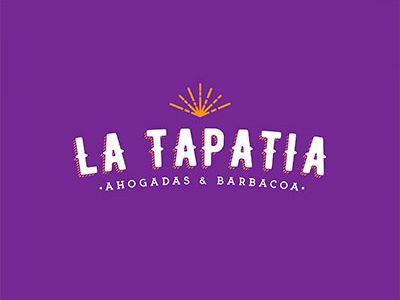 A logo design I made for a mexican food restaurant. The restaurant sells tortas ahogadas and barbacoa, tradicional food from Jalisco, Mexico.