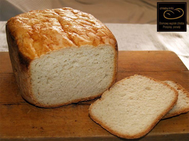 Pieczenie chleba i inne przepisy: Chleb tostowy II