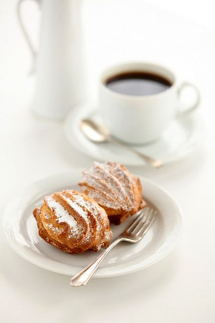 Cookies and coffee | Flickr - Photo Sharing!