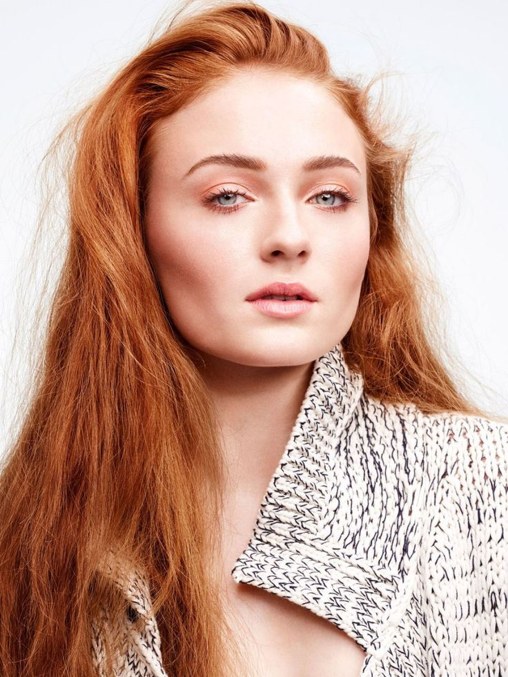 Sophie Turner poses for InStyle Magazine (US) - March 2015 Photoshoot - http://celebs-life.com/?p=86206