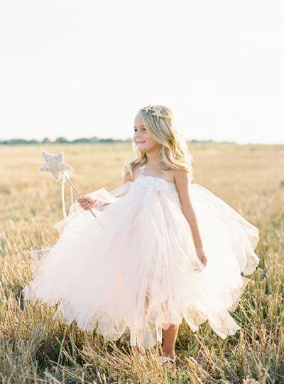 flower girl tutu | Ryan Ray #wedding