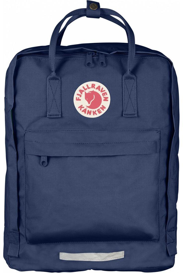 Fjallraven Kanken Big Backpack Royal Blue - Fjallraven Kanken #kanken #backpack #backtoschool