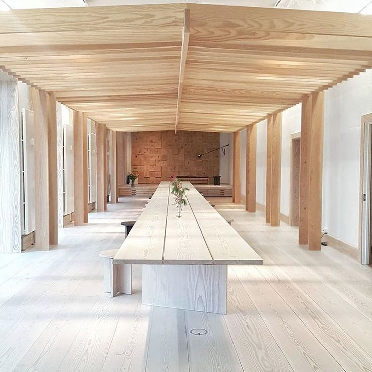 Dinesen Showroom in Copenhagen