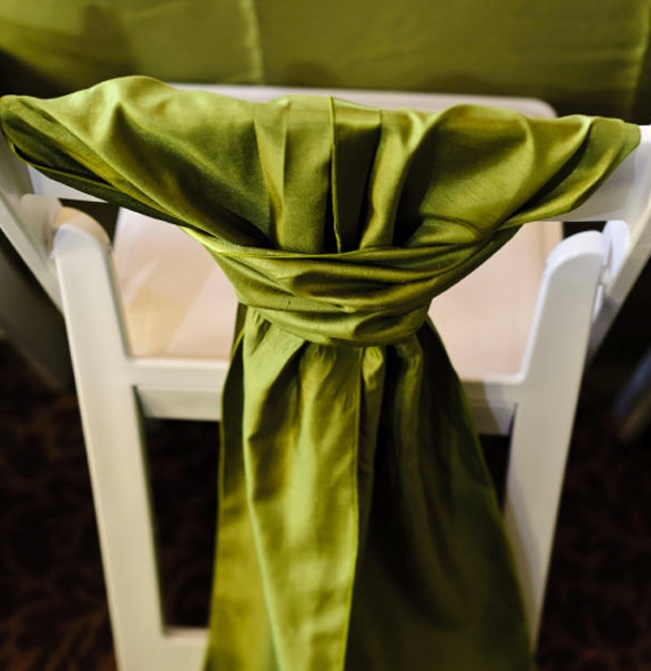 17 Best Images About Chair Sash Ideas On Pinterest