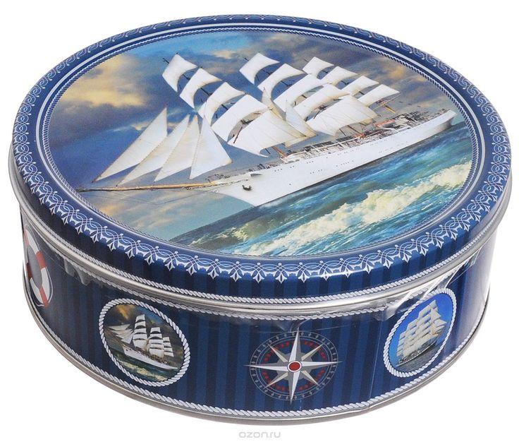 Купить Monte Christo Парусник печенье сдобное, 400 г в интернет-магазине OZON.ru