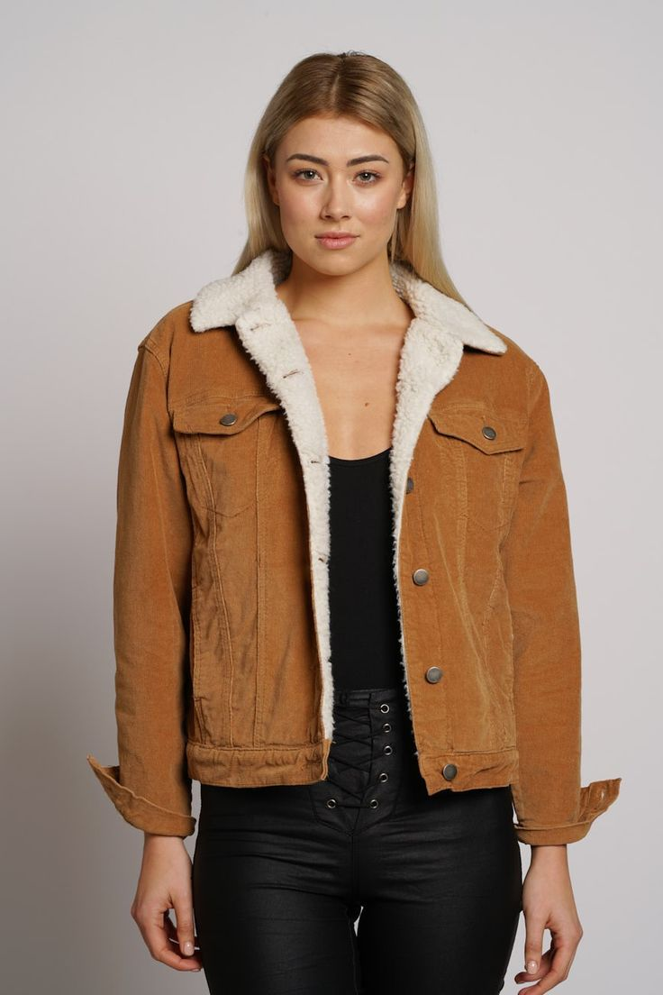 To The Coast Jacket-TAN