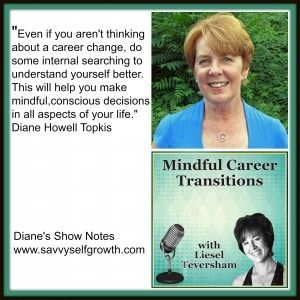 Midlife Career Change with Diane Howell Topkis