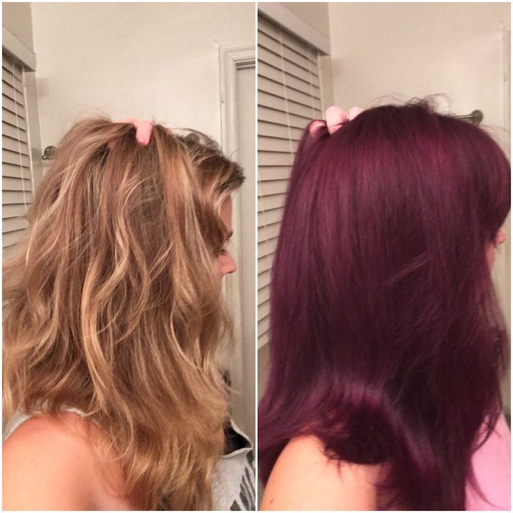Vidal Sassoon London Lilac before and after