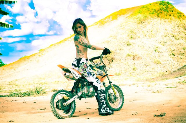 New Clothes For The Maidens From Metal Mulisha