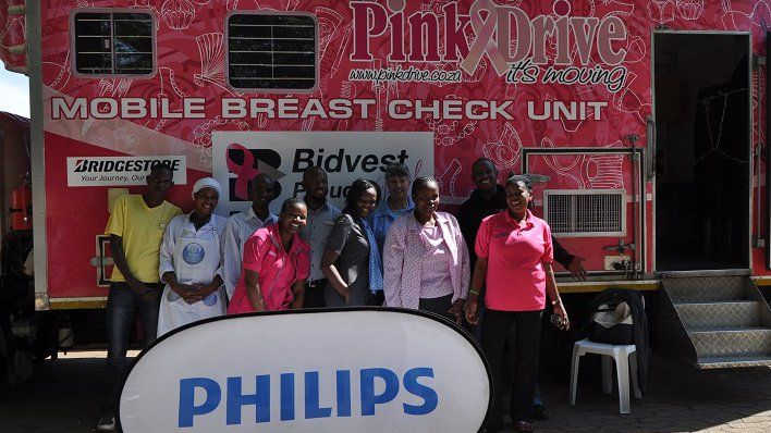 Free Breast Cancer Screening www.spice4life.co.za