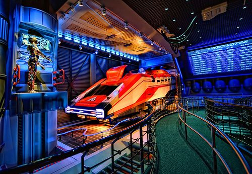 What are the Top 10 Disney World Rides For Teenagers?