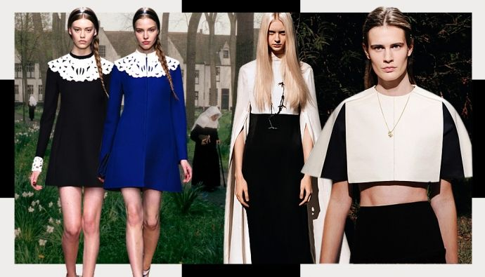 Religious theme in Fall-Winter 2013/14 collections